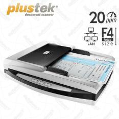 Kualitas Plustek Scanner Jaringan Pn2040 Folio F4 Plustek