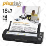 Beli Plustek Scanner Otomatis Adf Ad470 Folio F4 18 Lbr Mnt Dengan Kartu Kredit