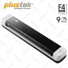Review Pada Plustek Scanner Portable S410 Folio F4 9 Dtk Lbr