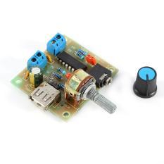 Spek Pm2038 Usb Papan Penguat Audio Modul Penguat Power Supply 5 Watt Internasional Oem