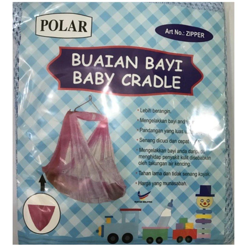 Harga Polar Kain Ayunan Bayi Zipper Standard Termahal
