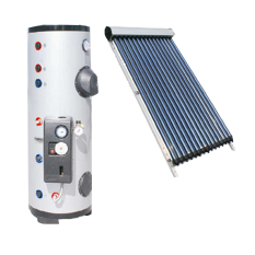 Beli Polaris Water Heater Solar Sp Pressurized Split Indirect System 300 Liter Tube Biru Yang Bagus