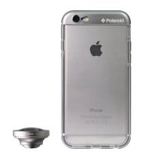 Harga Polaroid Bumper Case Dan Lens Super Wide Angle Bt40 Untuk Apple Iphone 6 Grey Fullset Murah