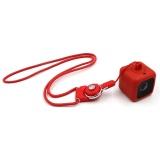 Harga Polaroid Polaroid Cube Olahraga Camera Silicone Protective Cover Safety Lanyard Rope Aksesoris Pengiriman Intl Oem Tiongkok