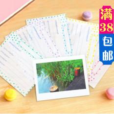 Polaroid wide210/Wide300 kertas foto renda tas pelindung tas OPP