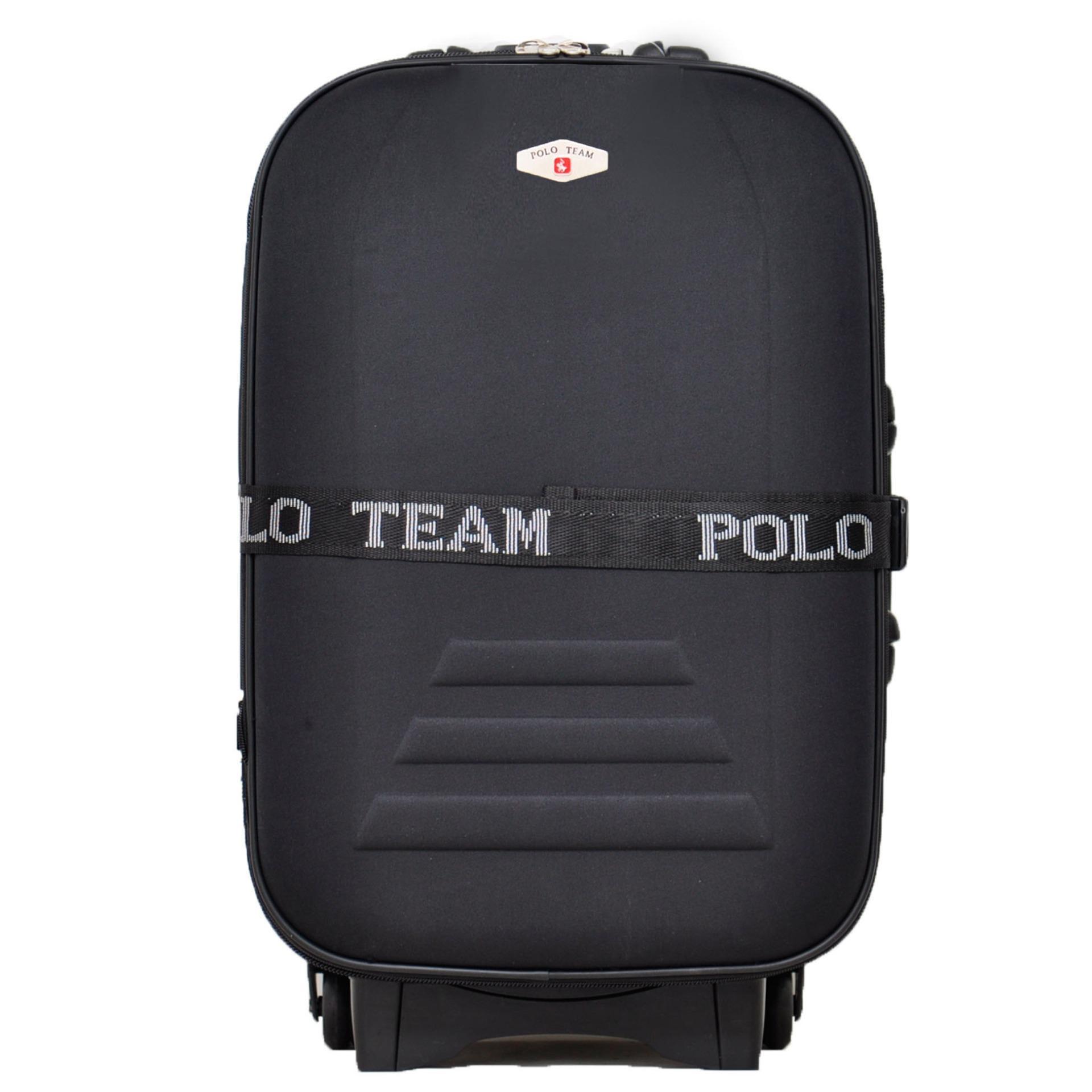 Toko Polo Team 967 Koper Kabin Size 20 Inch Gratis Pengiriman Jabodetabek Hitam Termurah Jawa Barat