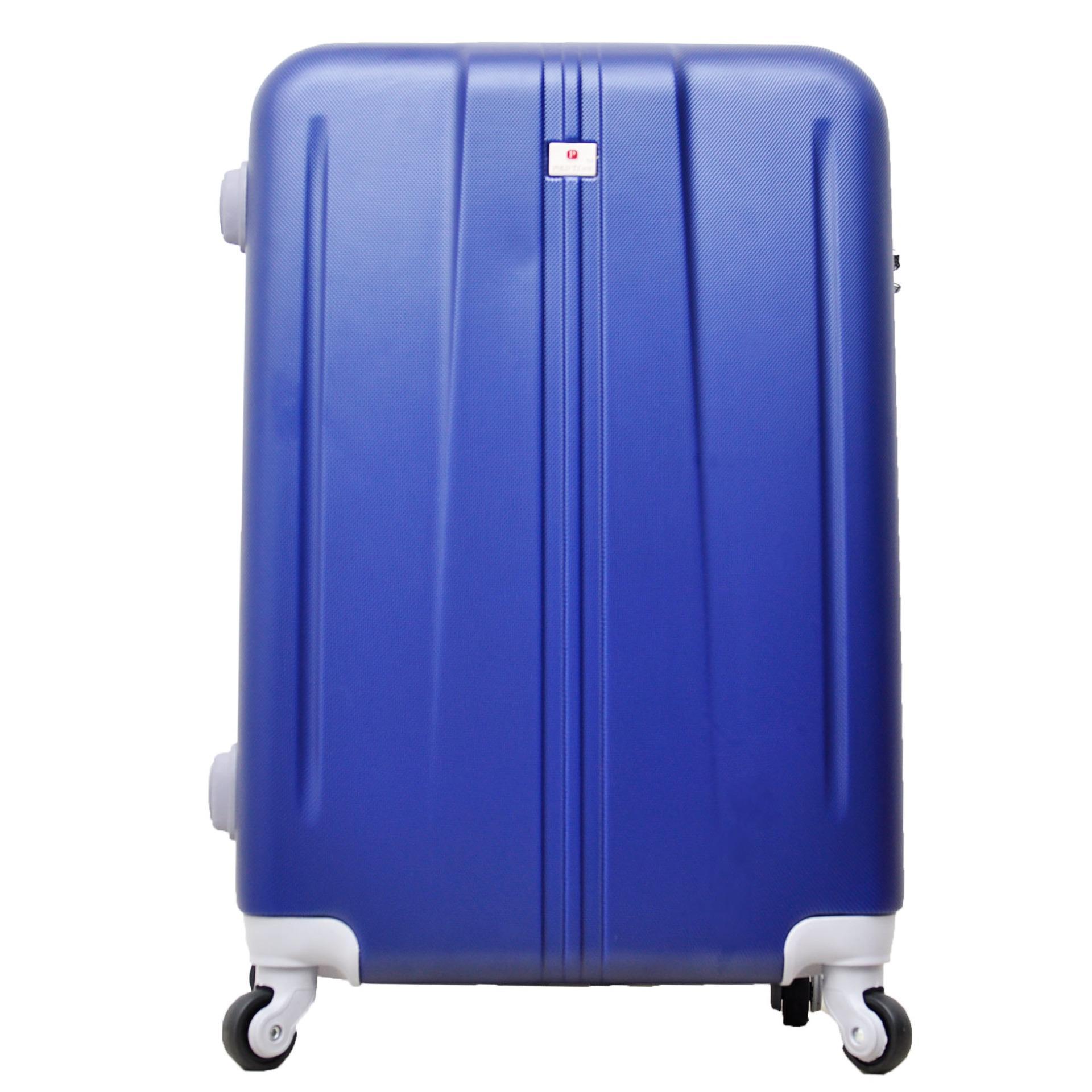 Polo Team Tas Koper Hardcase Kabin Size 20 Inch 003 Biru Tua Promo Beli 1 Gratis 1