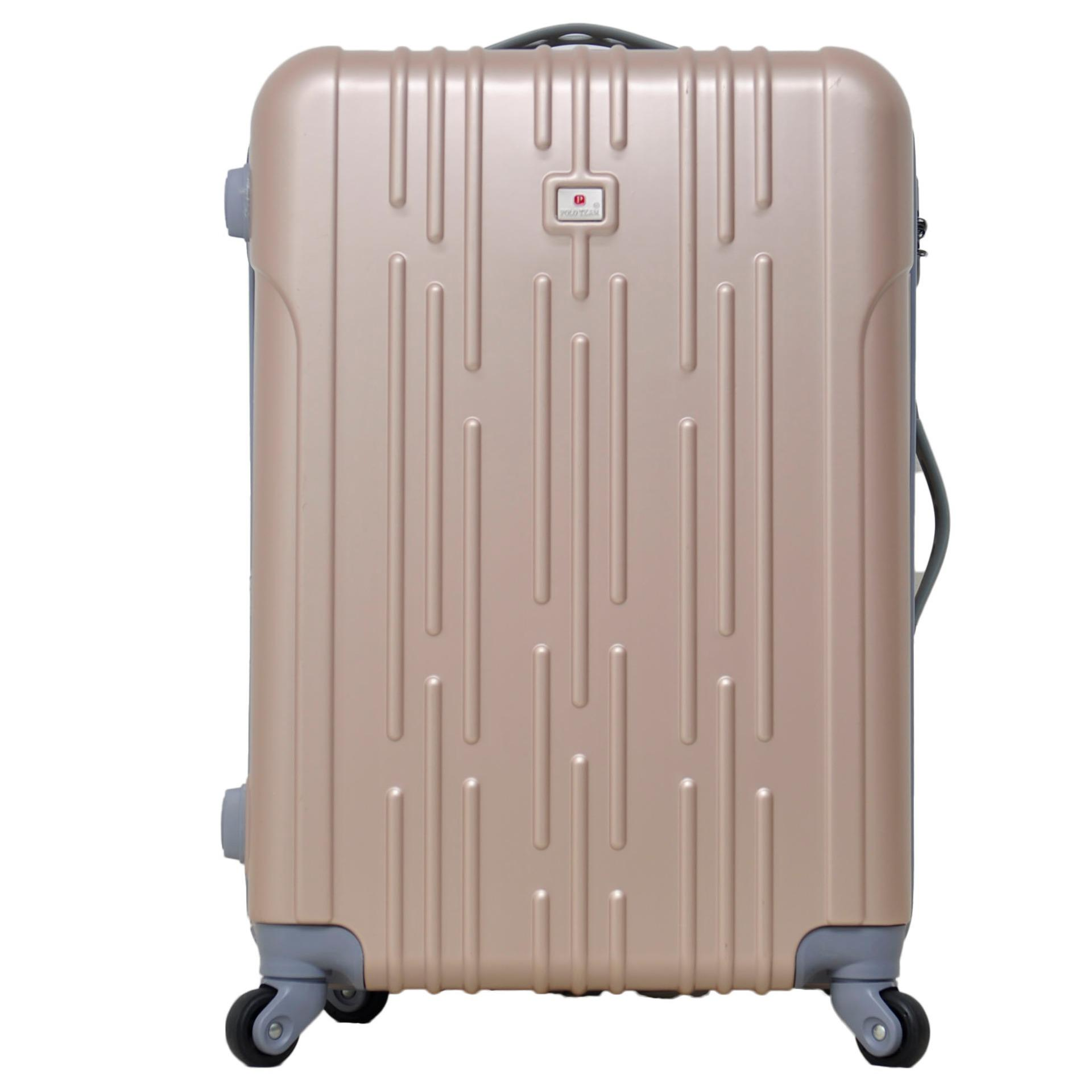 Beli Polo Team Tas Koper Hardcase Size 24 Inch 005 Cokelat Gold Cicilan