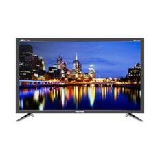 Polytron 32D7511 New LED TV 32 Inch - Hitam