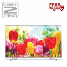 POLYTRON 4K SMART ULTRA HD LED TV PLD 55UV5900 - TV LED 55 - Khusus Jabodetabek