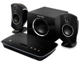 Iklan Polytron Home Theatre Mini 2590K Dvd Theater In Box Karaoke Hitam