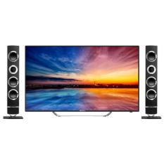 POLYTRON LED 43 inch + Speaker PLD43TV866 ( FREE BRAKET )