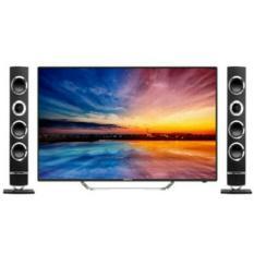 POLYTRON LED TV 43TV865 With Speaker-Resmi