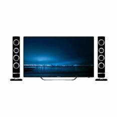 Jual Polytron Pld 43Ts865 Digital Tv Ez Cast Garansi 5 Tahun Branded Original