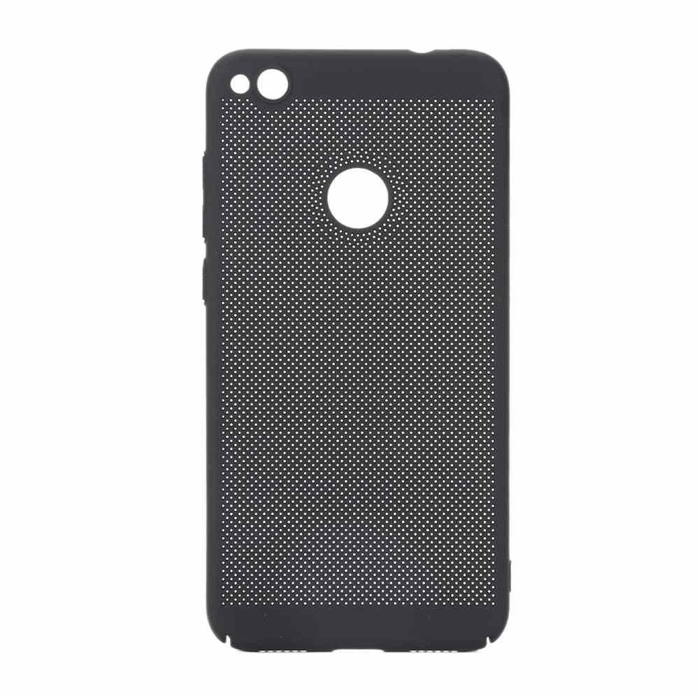 Portabel Bernapas Protector Shell Mesh Hard Back Case untuk Huawei P8 Lite 2017-Internasional