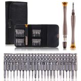 Toko Portable 25 In 1 Screwdriver Repair Tool Set For Iphone Cellphone Pc Laptop Intl Online