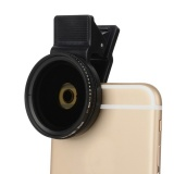 Toko Portable Adjustable 37Mm Neutral Density Clip On Nd 2 400 Telepon Kamera Filter Lensa Universal Untuk Iphone Android Ios Mobile Ponsel Intl Murah Tiongkok