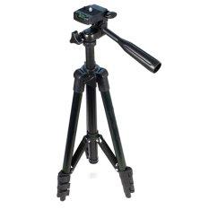 Portable Kamera Aluminium Stand Tripod untuk Sebagian Besar Digital DSLR Kamera Camcorder