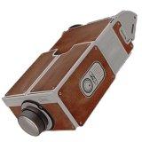 Harga Portable Cardboard Smartphone Projector 2 Cokelat Merk Portable