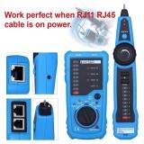 Harga Portable Handheld Lan Jaringan Telepon Kabel Kawat Line Tracker Tester Finder Oem Ori