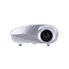 Portable Home Cinema 720 P LED Proyektor HDMI AV TV VGA SD UK/EU/AU Plug-Intl