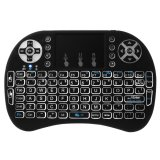 Beli Portable I8 Backlight Touchpad 2 4Ghz Mini Wireless Keyboard Mouse Combo Ac397 Intl Yang Bagus