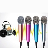 Toko Portable Mini 3 5Mm Stereo Studio Speech Mic Audio Microphone For Smart Phone Intl Joylivecy