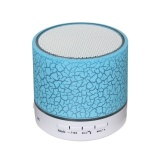 Toko Portable Mini Flash Led Bluetooth Speaker A9 Nirkabel Musik Audio Fm Stereo Speaker Mp3 Kartu Bermain Speaker Biru Intl Online Tiongkok