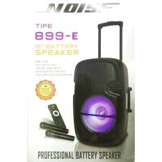 Portable Speaker + Microphone  Amplifier System 12 Inch BLUETOOTH (Speaker Portable 12 Inch)