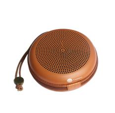 Beli Portable Perjalanan Membawa Pu Eva Hard Case Casing Pemegang Zipper Pouch Untuk B O Bang Olufsen Beo Bermain Bo A1 Portabel Bluetooth Speaker Di Brown Seken