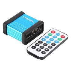Beli Portable Nirkabel Bluetooth Audio Receiver Box Amplifier Memodifikasi Diy Dengan Remote Control 2 Intl Oem Asli