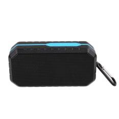 Spesifikasi Portabel Nirkabel Tahan Air Bluetooth Hands Free Speaker Mendukung Tf Usb Fm Radio Intl Terbaik