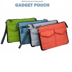 Pouch Storage Multifungsi Untuk Gadget Table Organizer Bag In Bag Universal Diskon 30