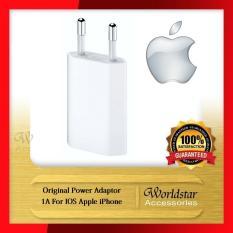 Power Adaptor Untuk Iphone Ipad Ipod Putih Adaptor Diskon 50