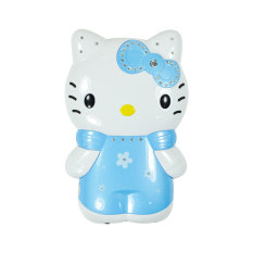 Power Bank Hello Kitty 3D Full Body - 5200 mAh - Biru