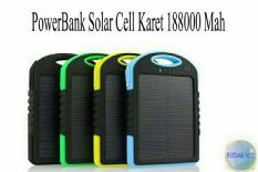 POWER BANK SOLAR CELL KARET 188000 Mah