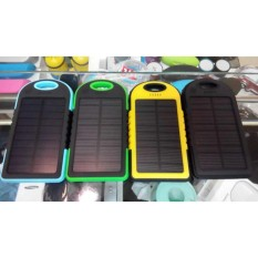 Power Bank Solar ( Surya Cell ) 80.000 Mah