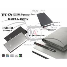 Jual Power Bank Spy Camera Fhd1080P Hidden Camcorder Infrared 5 000 Mah Murah Di Dki Jakarta