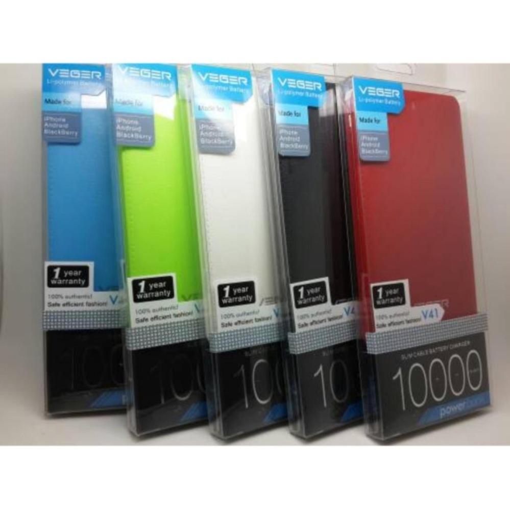 Veger 13 000mah Original Hitam Daftar Harga Termurah Terkini Dan Powerbank V16 25000 Mah Slimdesain Elegant Model Hologram Rp 79900