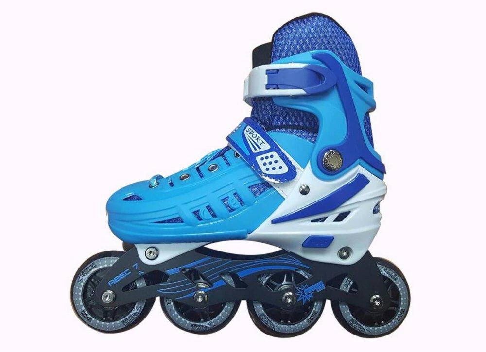 Power Line Sepatu Roda Inline Skate HB22 - Biru