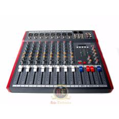 Power Mixer 8 Channel MIXER LD-800 M