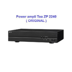 Power Mixer Ampli TOA ZP-2240 mixer ampli audio