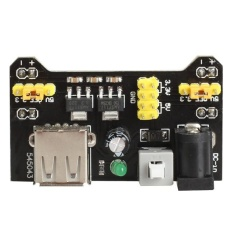 Power Module Specialized for MB102 Bread Board 5V 3.3V Compatible - intl