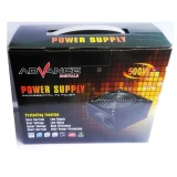 Toko Power Supply Advance 500W V 3130 Black Advance
