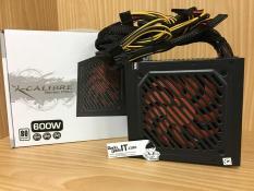 Power Supply Unit/PSU XIGMATEK X-CALIBRE XCP-A600 600 Watt 80 PLUS