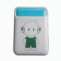 Powerbank LED 10400Mah for OPPO Find 5  - Biru