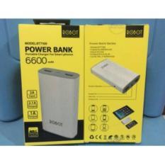 Ulasan Mengenai Powerbank Robot Rt 7100 6 600 Mah