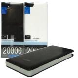 Spesifikasi Powerbank Viverr Universal 20 000Mah Model Slim Micro Usb For Samsung Oppo Htc Xiaomi Putih Hitam Terbaru