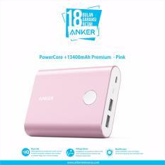 PowerCore+ 13400 mAh Premium - Pink
