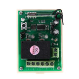 Spesifikasi Ak Rk02S 12 B Dc 12 V 2Ch 315 Mhz Saklar Remote Control Nirkabel Oem Terbaru